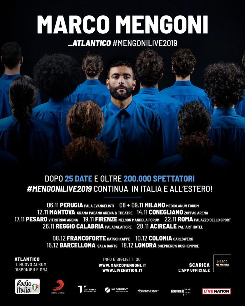 ATLANTICO TOUR TORNA IN AUTUNNO NEI PALAZZETTI DI TUTTA ITALIA E IN EUROPA!