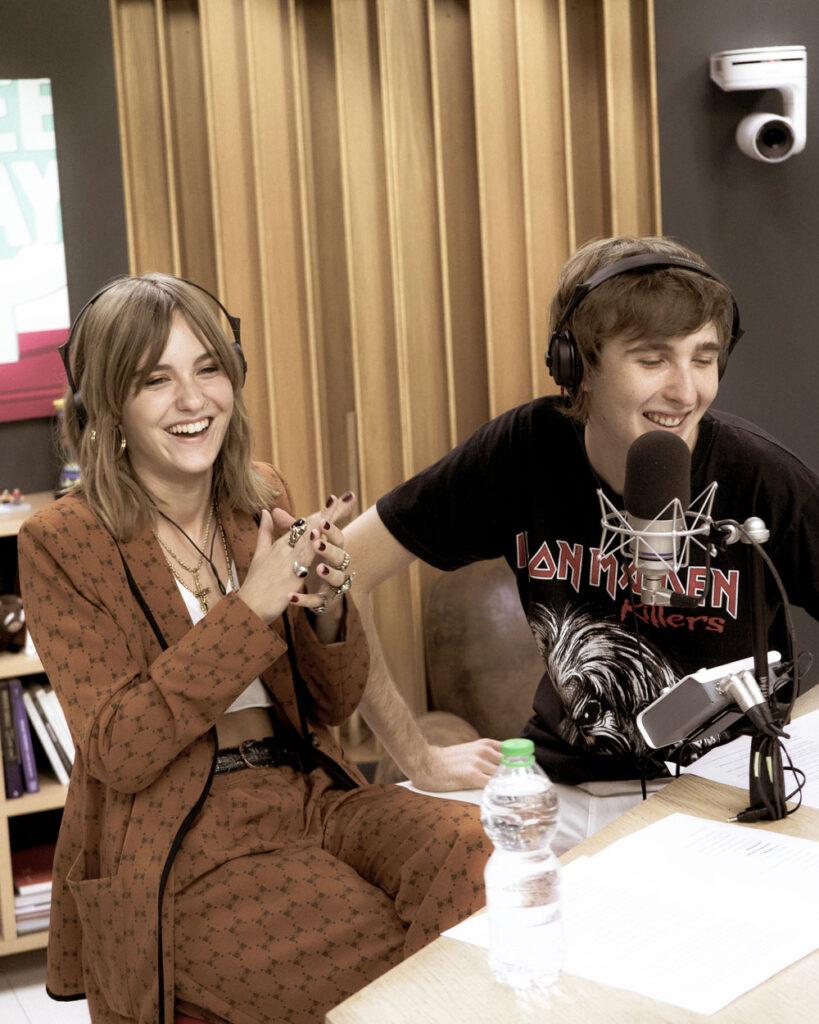LIVE SU RADIO DEEJAY