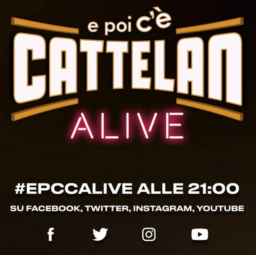 STASERA! #EPCCalive