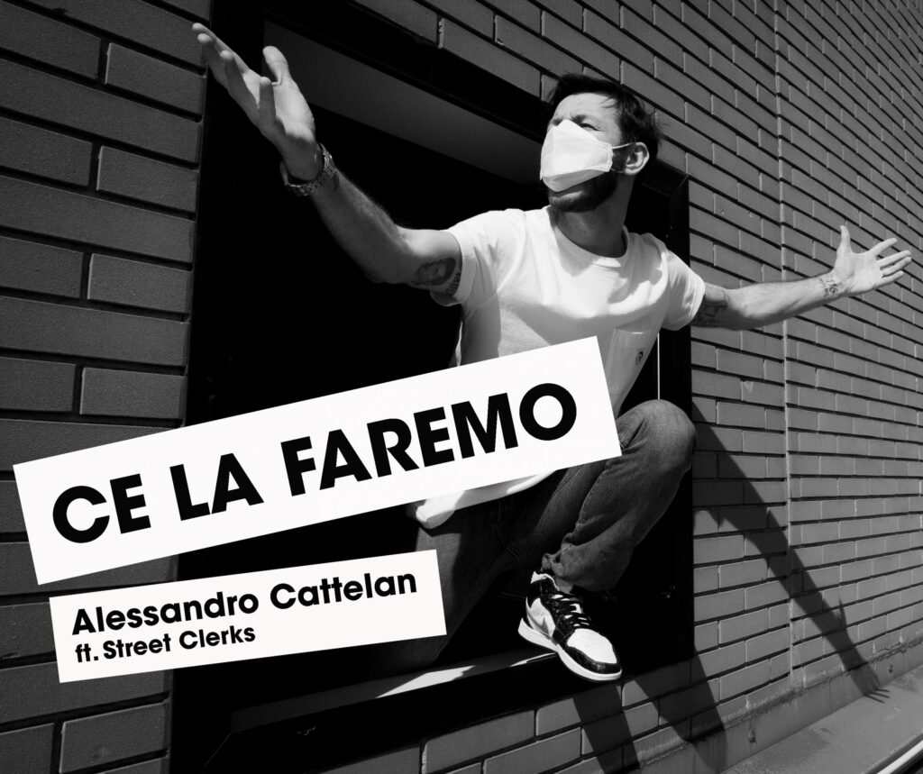 NEW HIT! by Alessandro Cattelan