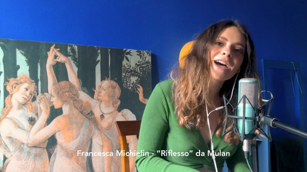 Francesca Michielin x WALT DISNEY Italia