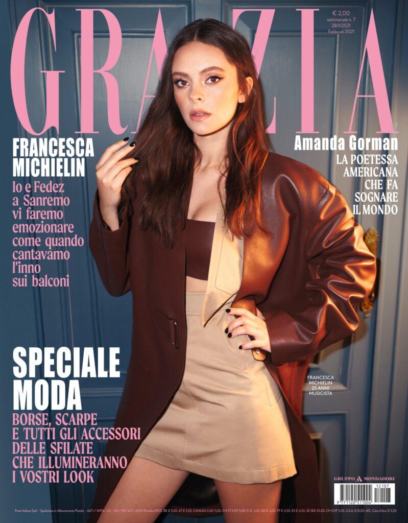 Francesca Michielin su Grazia