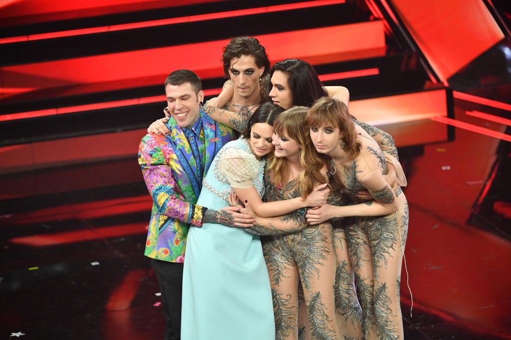 Sanremo: I Måneskin vincono, Francesca Michielin al secondo posto